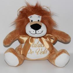 Løve bamse med navn på