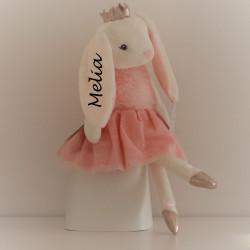Ballerinas kanin bamse med navn på