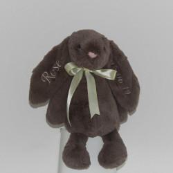 Jellycat Truffle kanin med navn på