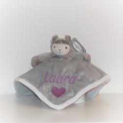 Teddykoompaniet Lama sutteklud med navn på