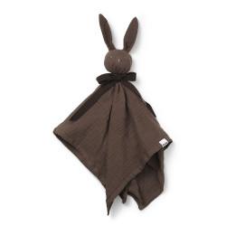 Elodie Details brun Coco sutteklud med navn på