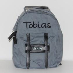 Elodie Details tender blue mini rygsæk med navn på