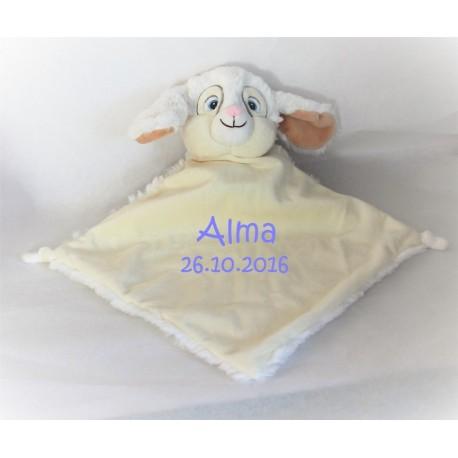 kanin sutteklud med navn på