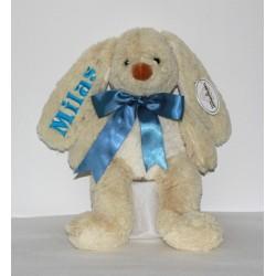Stor Molly bamse med navn