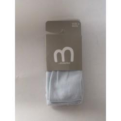 MinyMo lyseblå Strømpebukser