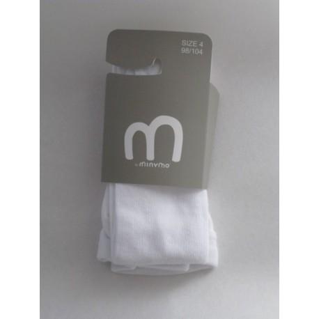 MinyMo hvide Strømpebukser