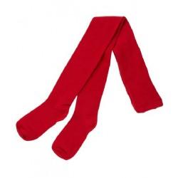 MinyMo røde Strømpebukser