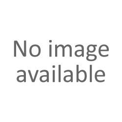 Mørkeblå Luksus Julestrømpe med julemand, kane og navn på